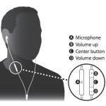 apple earpods remote control buttons