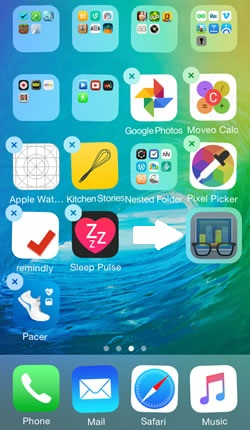iphone app folder how to create nested app folders on your iphone 4603
