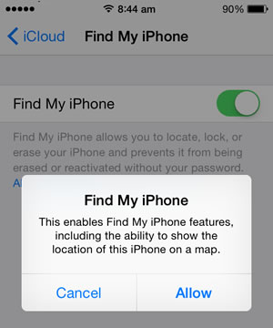 icloud find iphone how to protect your iphone with activation lock 9993