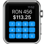 Offline Currency Converter For iPhone and Apple Watch