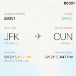 Track Airplanes With The iOS 9 Flights Data Detector Feature