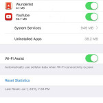 How To Use The iOS 9 Wi-Fi Assist Feature