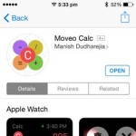 moveo calc app store listing