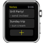 Notes App For Apple Watch Gone Free (Save $1.99)