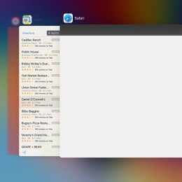 safari hides app switcher snapshot in private mode