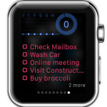 things apple watch glance