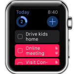 things apple watch to-do list