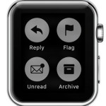 force touch email reply option