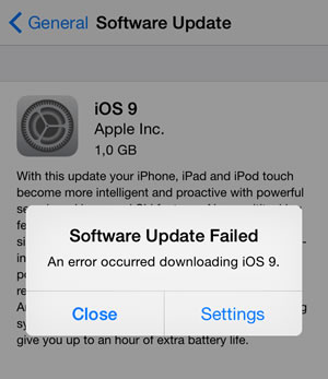 iOS 9 Now Available For Public Download | iPhoneTricks org