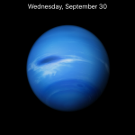ios 9.1 blue planet wallpaper