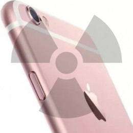 iphone 6s rf radiation
