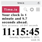 How To Improve Time Accuracy On iPhone and Apple Watch