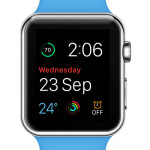 The Multicolor Modular Apple Watch Face