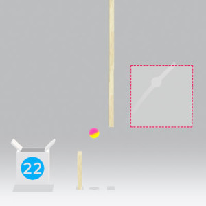 trick shot for ios level 22 screenshot