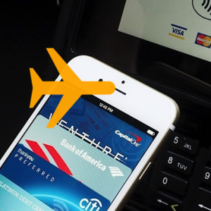 using apple pay in airplane mode