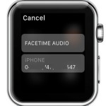 3 Ways To Dial FaceTime Audio Calls From Apple Watch