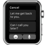 watchos 2 suggested email replies