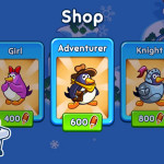 hopping penguin shop