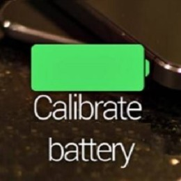 calibrate iphone battery
