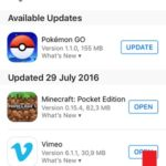 app store pokemon go updates