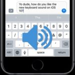 Listen The New iOS 10 Keyboard Typing and iPhone Locking Sounds