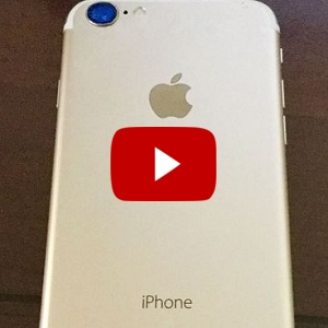 iphone 7 leaked video