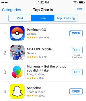 How To Play Pokemon Go On Iphone And Ipad