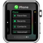 How To Use The Apple Watch Dock Feature