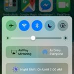 ios 10 control center iphone controls card