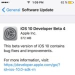 iOS 10 Developer Beta 4 Brings New Emoji, Additional Keyboard Sounds And Other Minor Changes