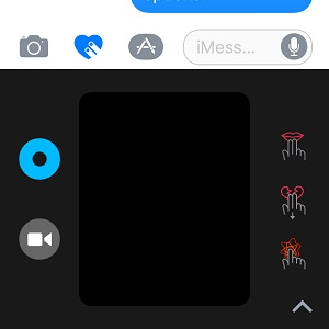 ios 10 digital touch messages feature