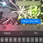 Keywords That Trigger Animations When Sending Messages In iOS 10