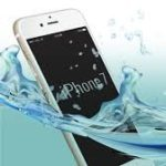 iphone 7 in water