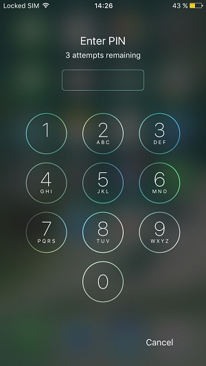 How To Open Unlock Iphone