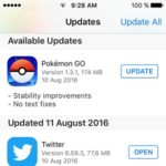 Pokemon GO 1.3.1 Brings Stability Improvements, No Text Fixes