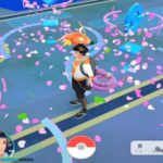hunting near pokestops with lure modules