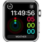 watchos 3 digital activity watch face