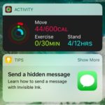 10 New Lock Screen Widgets Available In iOS 10