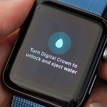 How To Eject Water From Apple Watch Series 2 Speaker