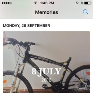 iOS 10 Memories Feature