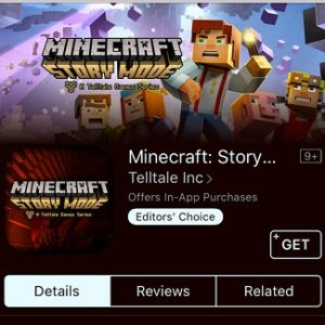 Minecradt: Story Mode for iOS