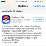 Pokemon GO 1.13.3 Brings Different Colors For Egg Hatching Patterns And A Few Other Minor Changes