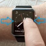 Swipe Left Or Right To Change The Apple Watch Face In watchOS 3