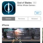 God of Blades App Store deal
