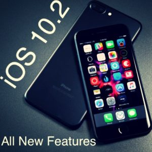 iOS 10.2 New Features