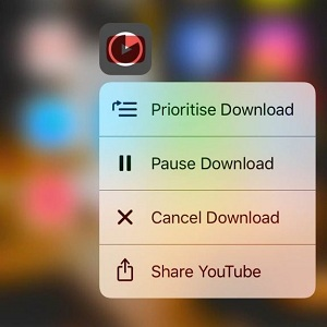 iOS 10 Prioritize Download Feature