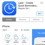later app gone free