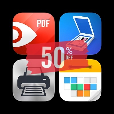 Black Friday: All Productivity Apps From Readdle Discounted By 50% (Save $21)