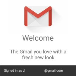 redesigned gmail for ios