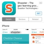 Shopster App Store promo